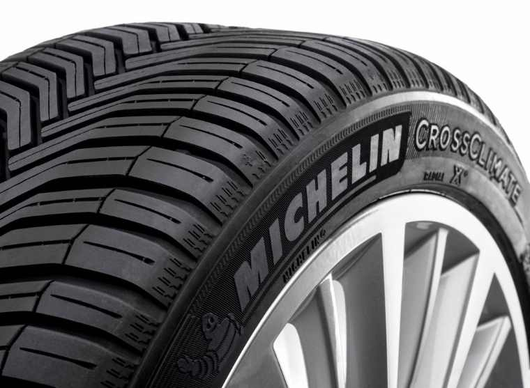 michelin crossclimate tyre for all weather conditions. Black Bedroom Furniture Sets. Home Design Ideas