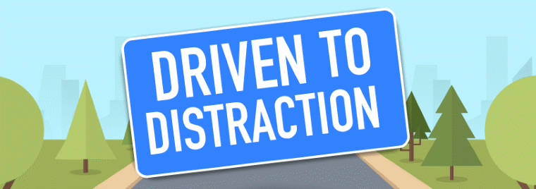 Driven To Distraction banner