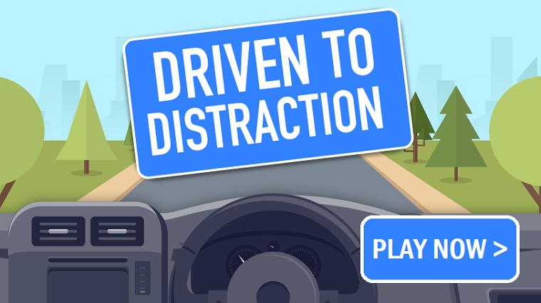 Driven To Distraction Game Start