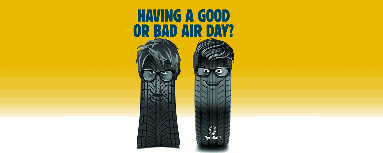 Bad air day poster