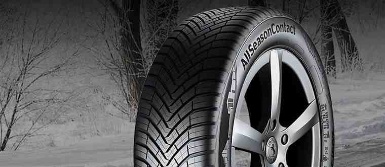 Continental all-season tyre