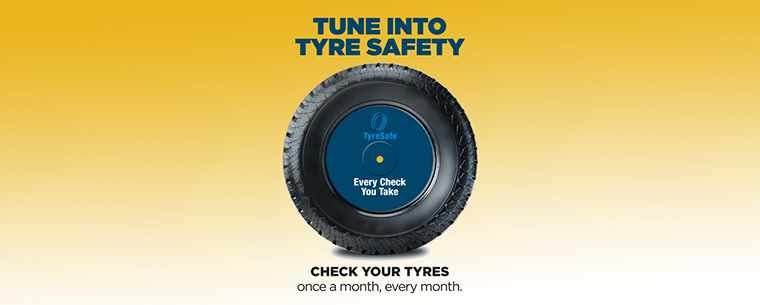 Get Into The Groove Tyre Safe