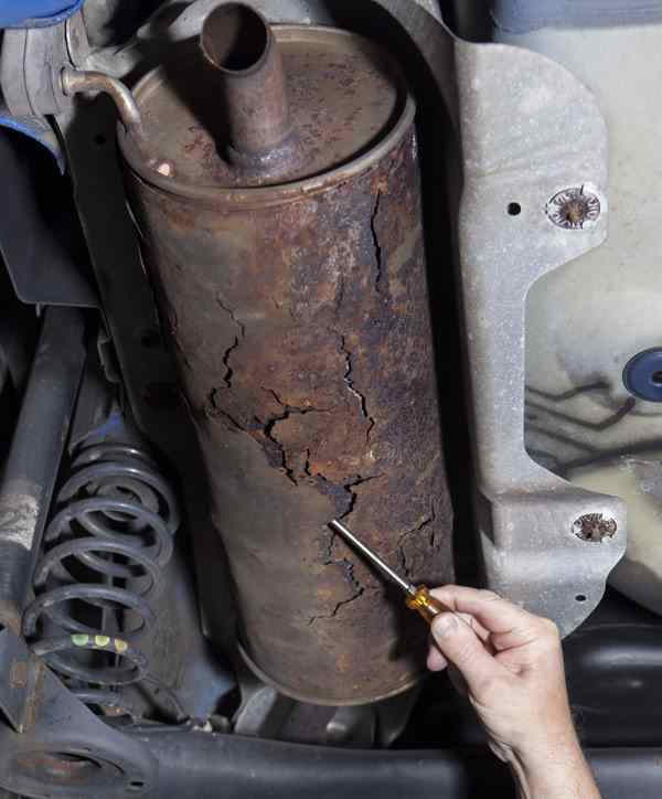 Exhaust Problem Solving: Identifying Car Exhaust Issues