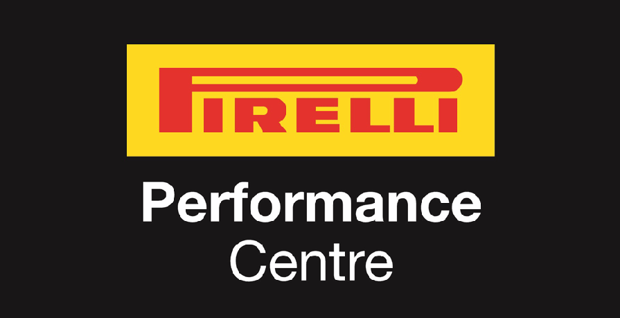 Pirelli Performance Centre logo