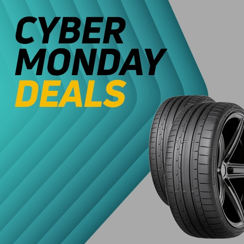 Cyber Monday Deals now on! Get 10% off when you buy 2 or more premium tyres* plus deals on servicing, batteries, wipers and more. Ends 30.11.20