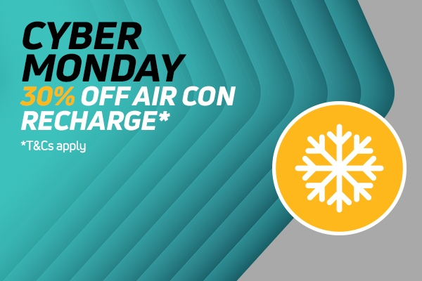 30% Off Air Con Recharge