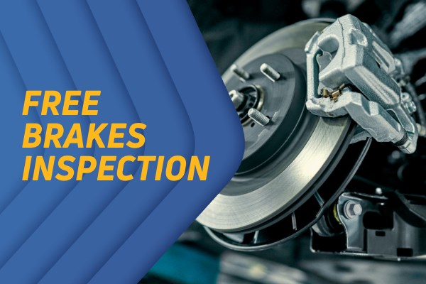 Free Brakes Inspection