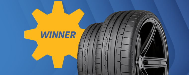 Continental win back the cost of your tyres