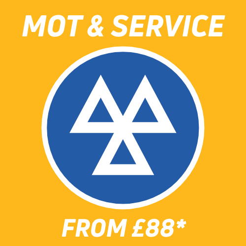 Save When You Book An MOT & Service Together!