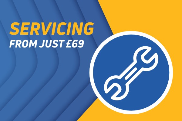 Servicing from �69