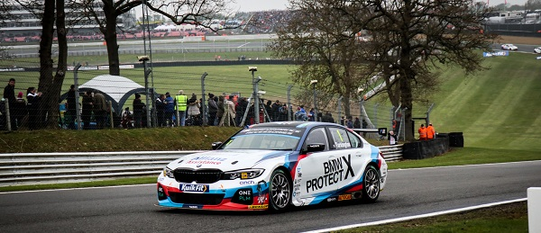 Turkington on track at Brands Hatch