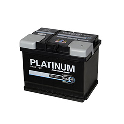 Platinum Car Battery- 027E- 3 Year Guarantee