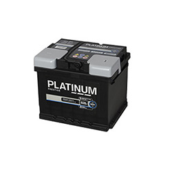 Platinum Car Battery- 063E- 3 Year Guarantee
