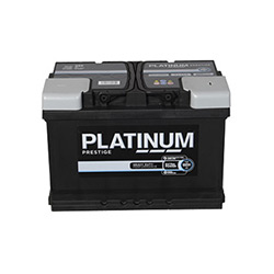 Platinum Car Battery-  096E- 3 Year Guarantee