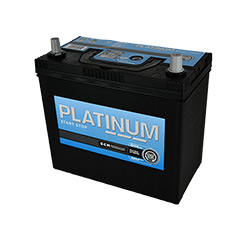 Platinum Car Battery- Start Stop AFB- AFB044LE- 3 Year Guarantee