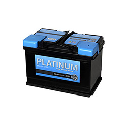 Platinum Car Battery- Start Stop AFB- AFB096LE- 3 Year Guarantee