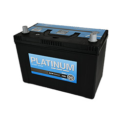 Platinum Car Battery- Start Stop AFB- AFB249LE- 3 Year Guarantee