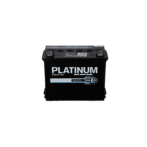 Platinum Car Battery- 037E- 3 Year Guarantee