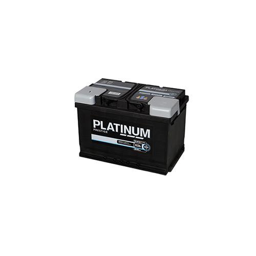 Platinum Car Battery- 086E- 3 Year Guarantee