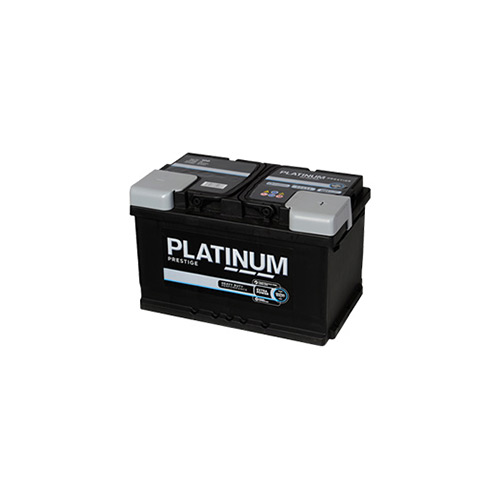 Platinum Car Battery- 100E- 3 Year Guarantee