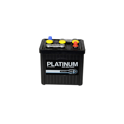 Xtreme Hard Rubber 501X 6V Battery