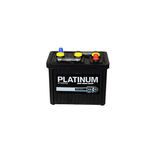 Xtreme Hard Rubber 511X 6V Battery