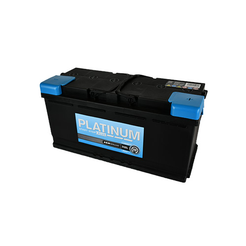Platinum Car Battery- Start Stop- AGM020E- 3 Year Guarantee