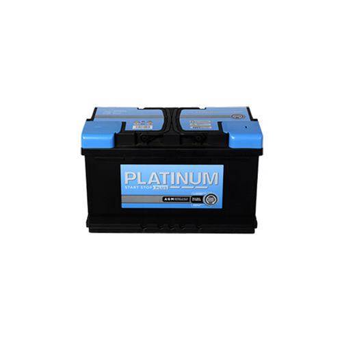 Platinum Car Battery- Start Stop- AGM115E- 3 Year Guarantee