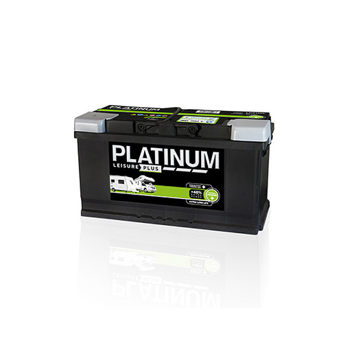 Platinum Sealed Low Box 100Amp Leisure Battery
