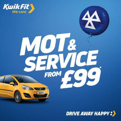 Tyres Brakes Car Servicing Exhausts And Mot Testing Kwik Fit